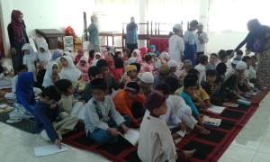 CTCS Saweu Sikula (Goes To School) Elementary School of Teuku Nyak Arief Fatih Billingual School Banda Aceh